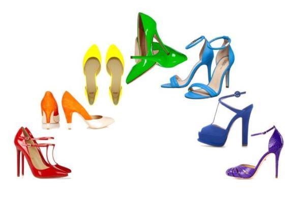 rainbowshoes