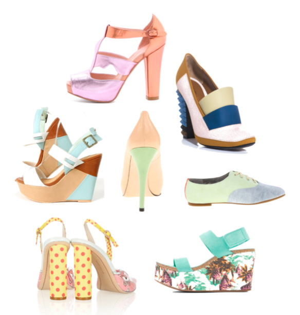 Shoesday Tuesday - Summer Candy